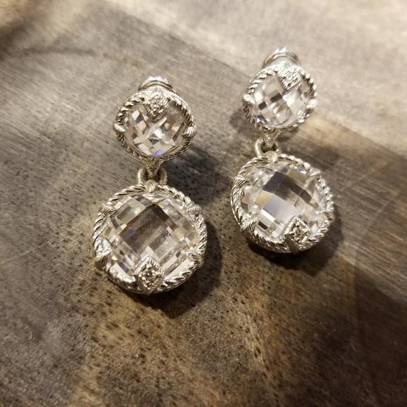 070185a35 Judith Ripka Jewelry - Judith Ripka Eclipse Earrings